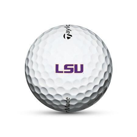LSU Tigers TP5x Golf Balls