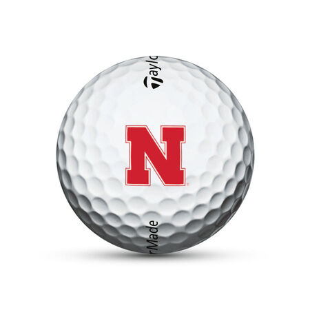 Nebraska Cornhuskers TP5x Golf Balls