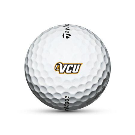 VCU Rams TP5x Golf Balls