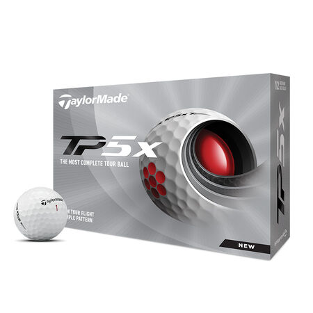 West Virginia Mountaineers TP5x Golf Balls