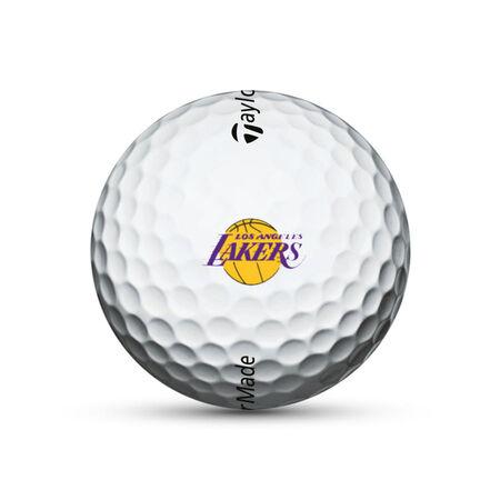 Los Angeles Lakers TP5x Golf Balls