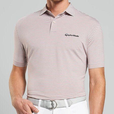 Double Stripe 2 Stretch Jersey Polo