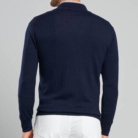 Crown Soft Quarter-Zip Sweater
