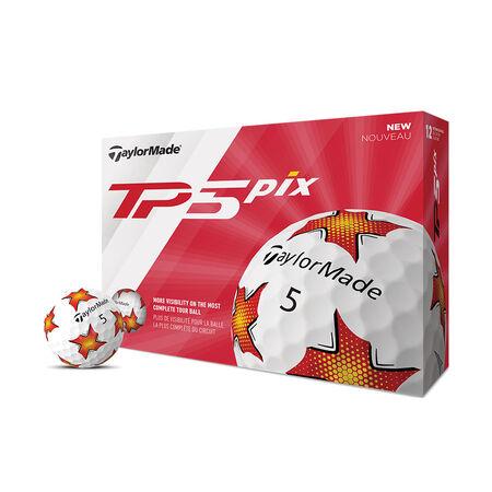 TP5 Pix Golf Balls