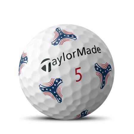 TP5x pix USA Golf Balls