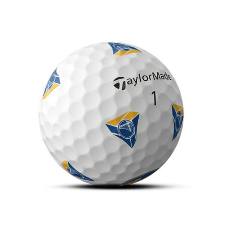 TP5 pix Golden State Warriors Golf Balls