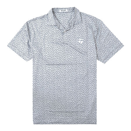 Printed Jersey Polo