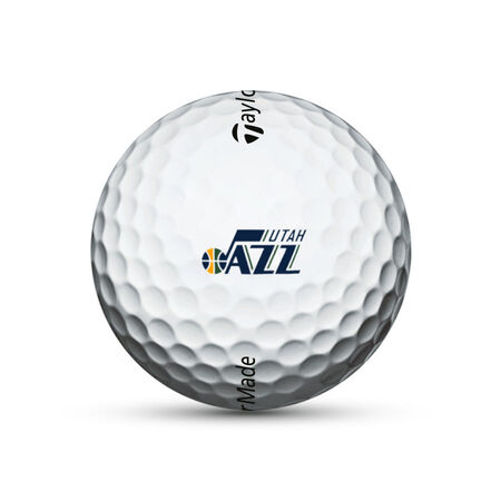 Utah Jazz Tour Response Golf Balls