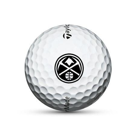 Denver Nuggets TP5 Golf Balls