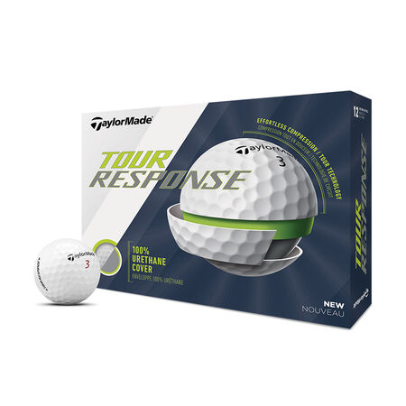 Oklahoma City Thunder Tour Response Golf Balls