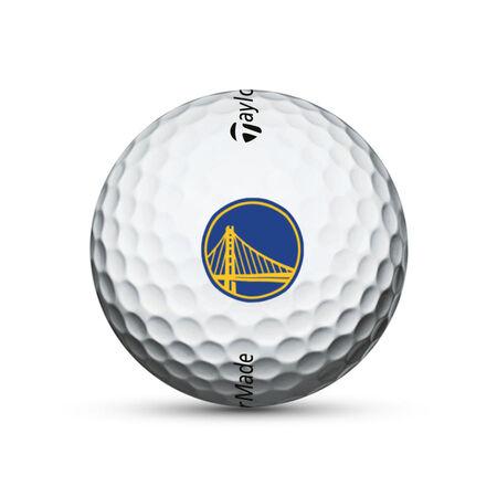 Golden State Warriors Tour Response Golf Balls