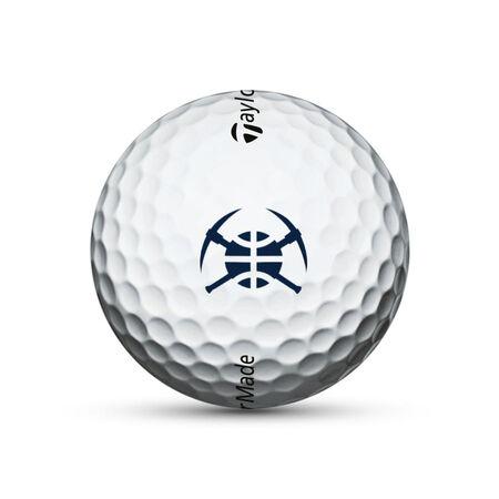 Denver Nuggets TP5x Golf Balls