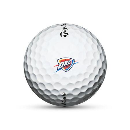 Oklahoma City Thunder Tour Response Golf Balls