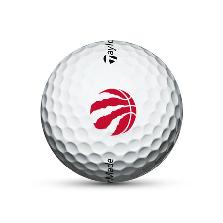 Toronto Raptors Tour Response Golf Balls