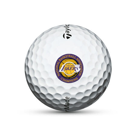 Los Angeles Lakers TP5 Golf Balls