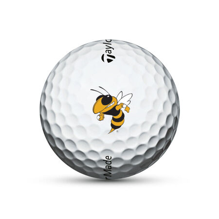 TP5x Georgia Tech Yellow Jackets Golf Balls