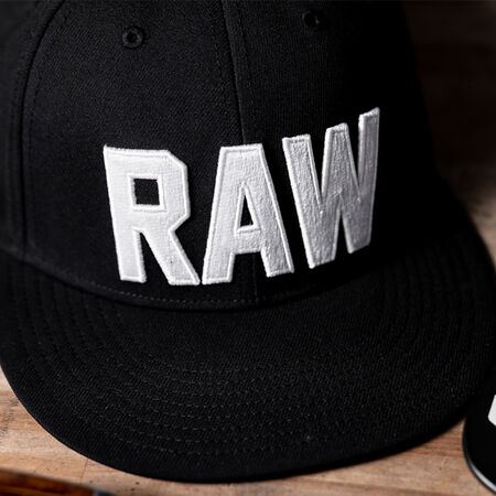 RAW Tour Flatbill Hat