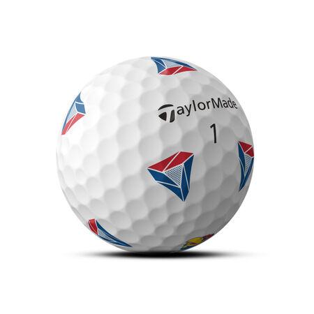 TP5 pix Kansas Jayhawks Golf Balls