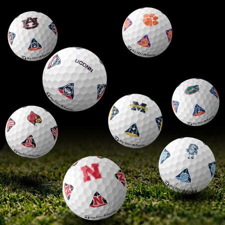 TP5 pix Collegiate Golf Balls