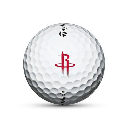 Houston Rockets TP5x Golf Balls