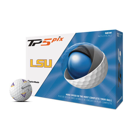 TP5 pix LSU Tigers