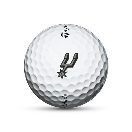 San Antonio Spurs TP5 Golf Balls