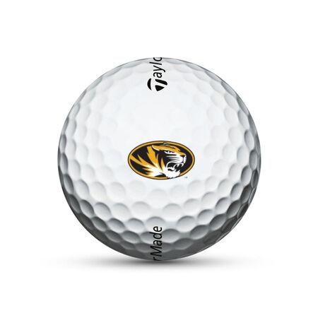 Missouri Tigers TP5 Golf Balls