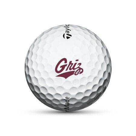 Montana Grizzlies TP5x Golf Balls