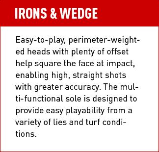 irons text