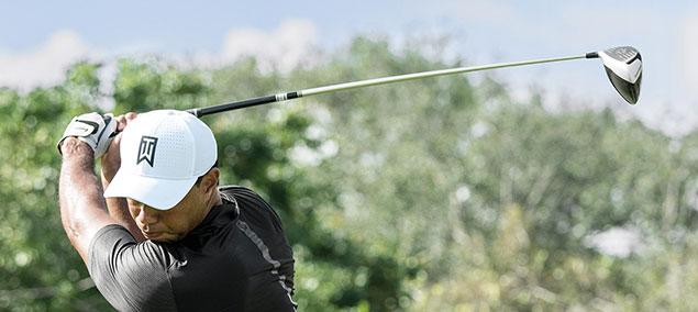 Meet Tour Player Tiger Woods Taylormade Golf