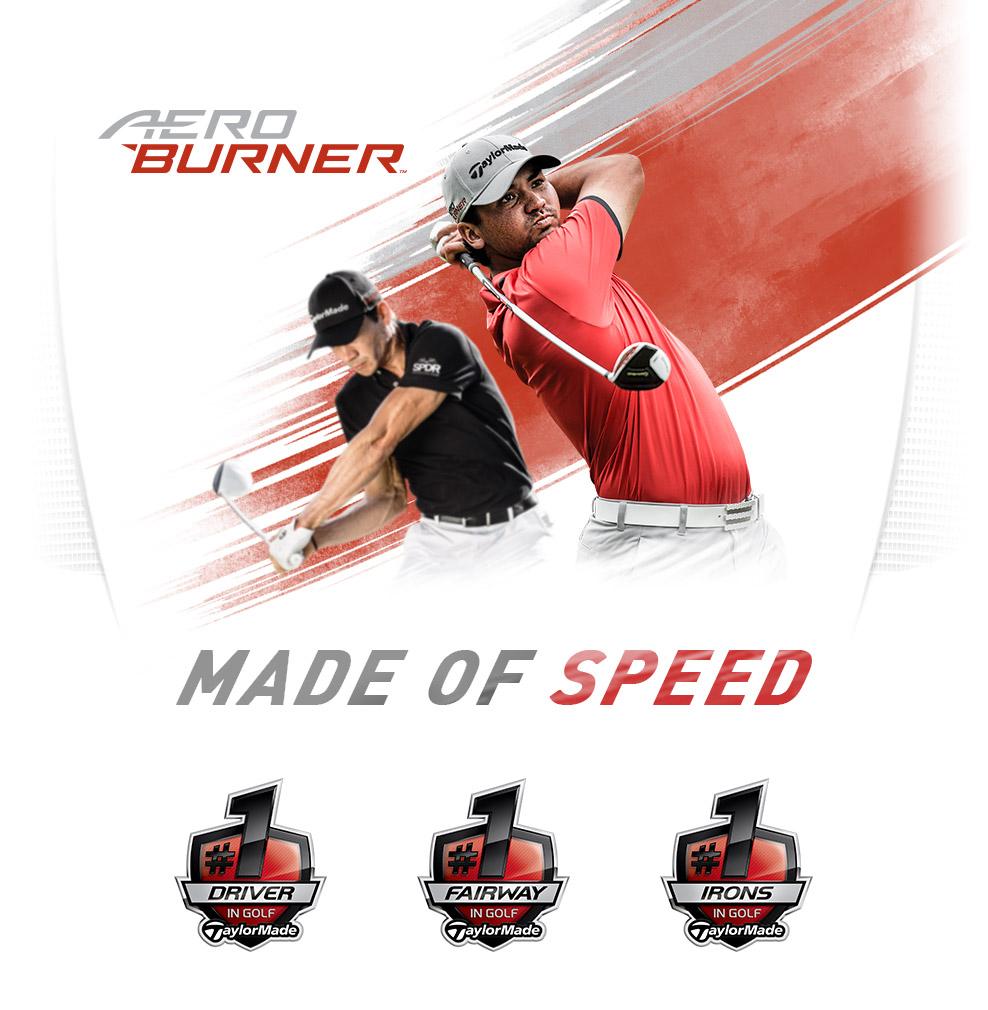 AeroBurner - Made of Speed