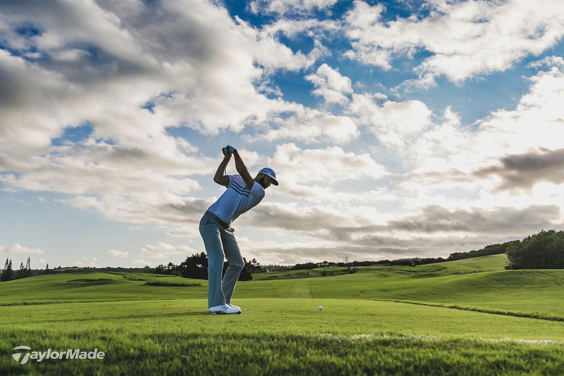 Meet Tour Player Dustin Johnson   TaylorMade Golf  Meet Tour Playe...