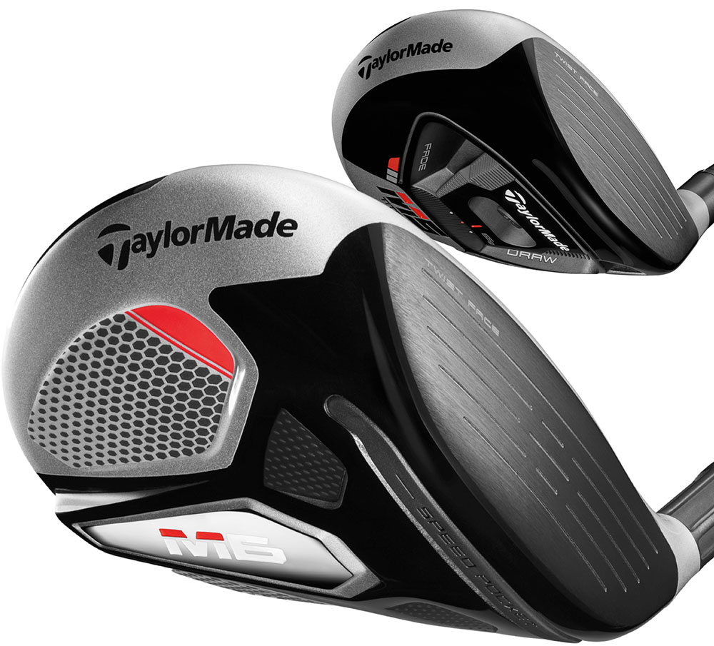 Discover 2019 M5   M6 Fairways with Twist Face  655f1e9bb1e