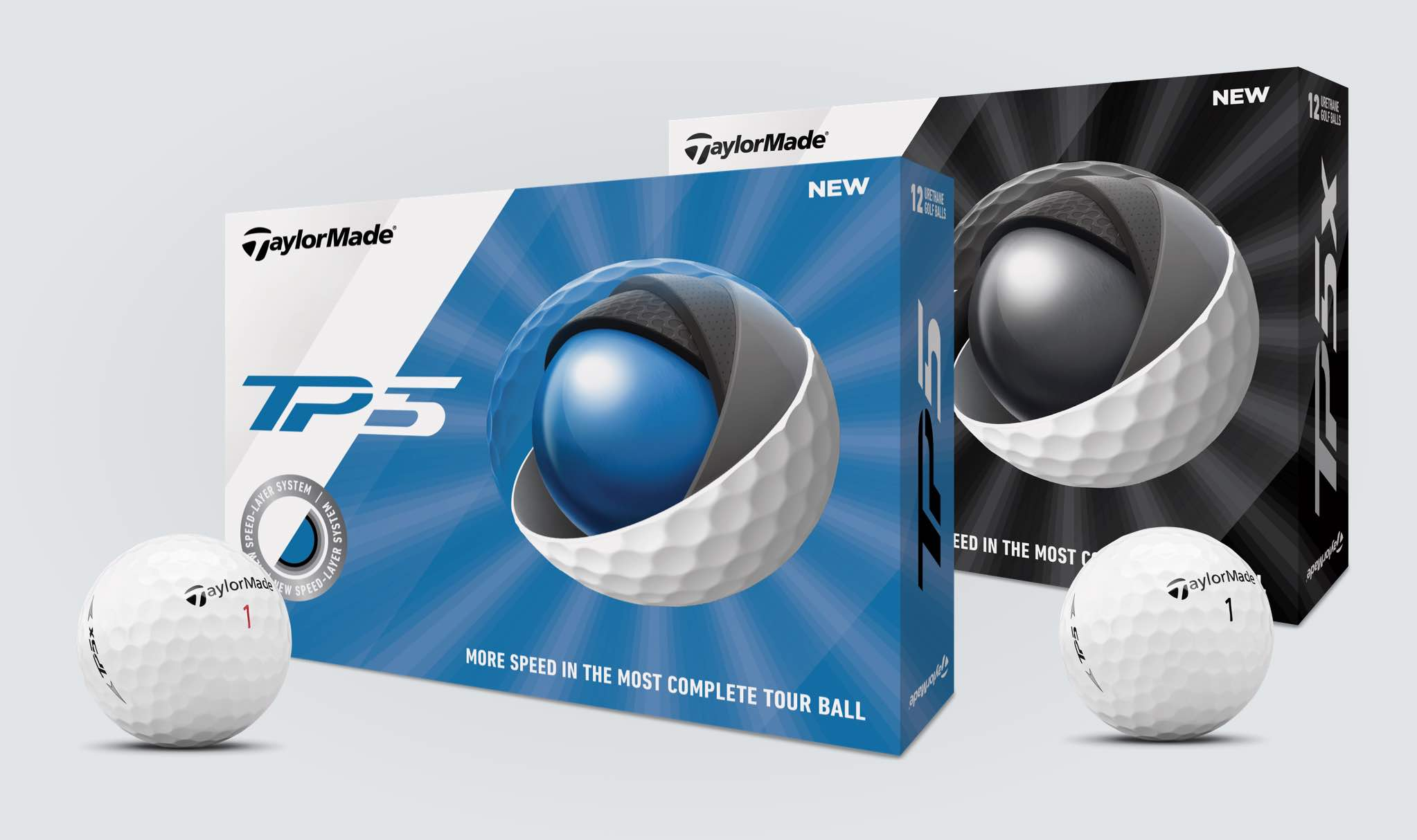 the best attitude eb8da 081cb PERSONALIZE YOUR GAME · TP5   TP5X GOLF BALLS The Most Complete Tour Ball.