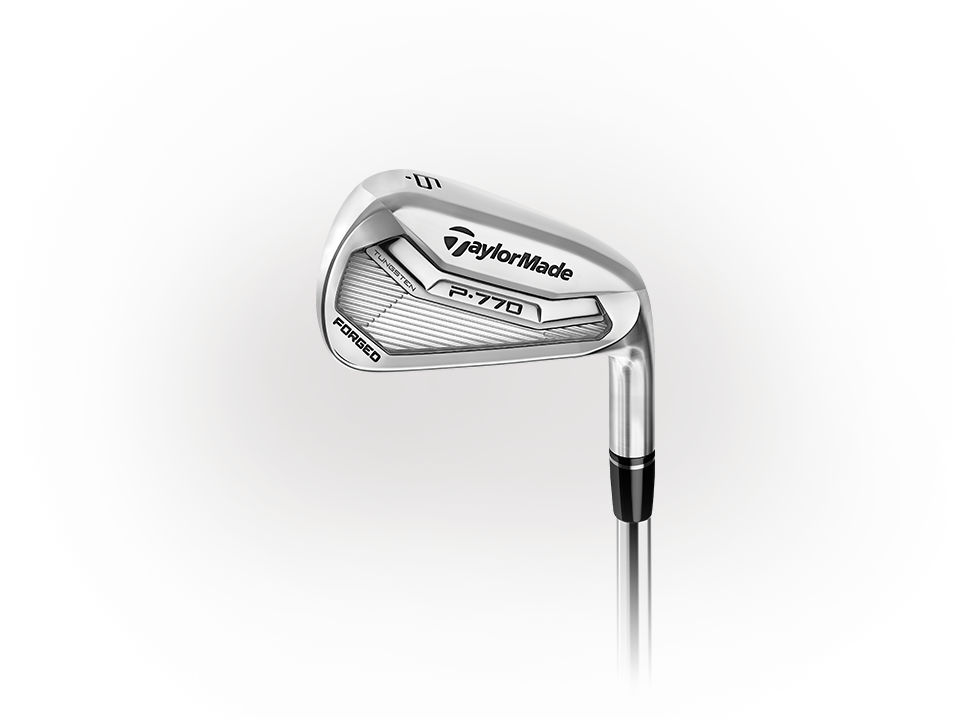 P770 Irons Front