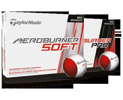 AeroBurner Golf Balls