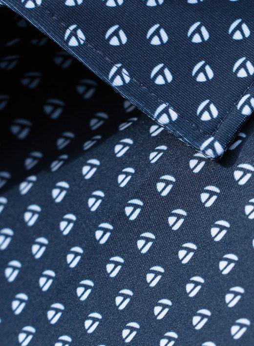 Peter Millar T-bug pattern shirt