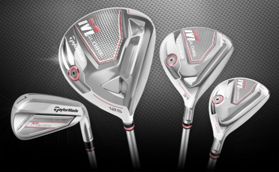 M Driver Ladies Irons Overview