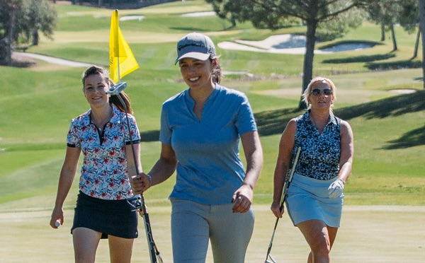 Team TaylorMade womens page