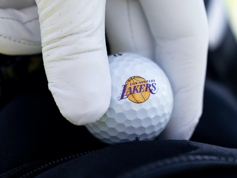 NBA Golf Ball