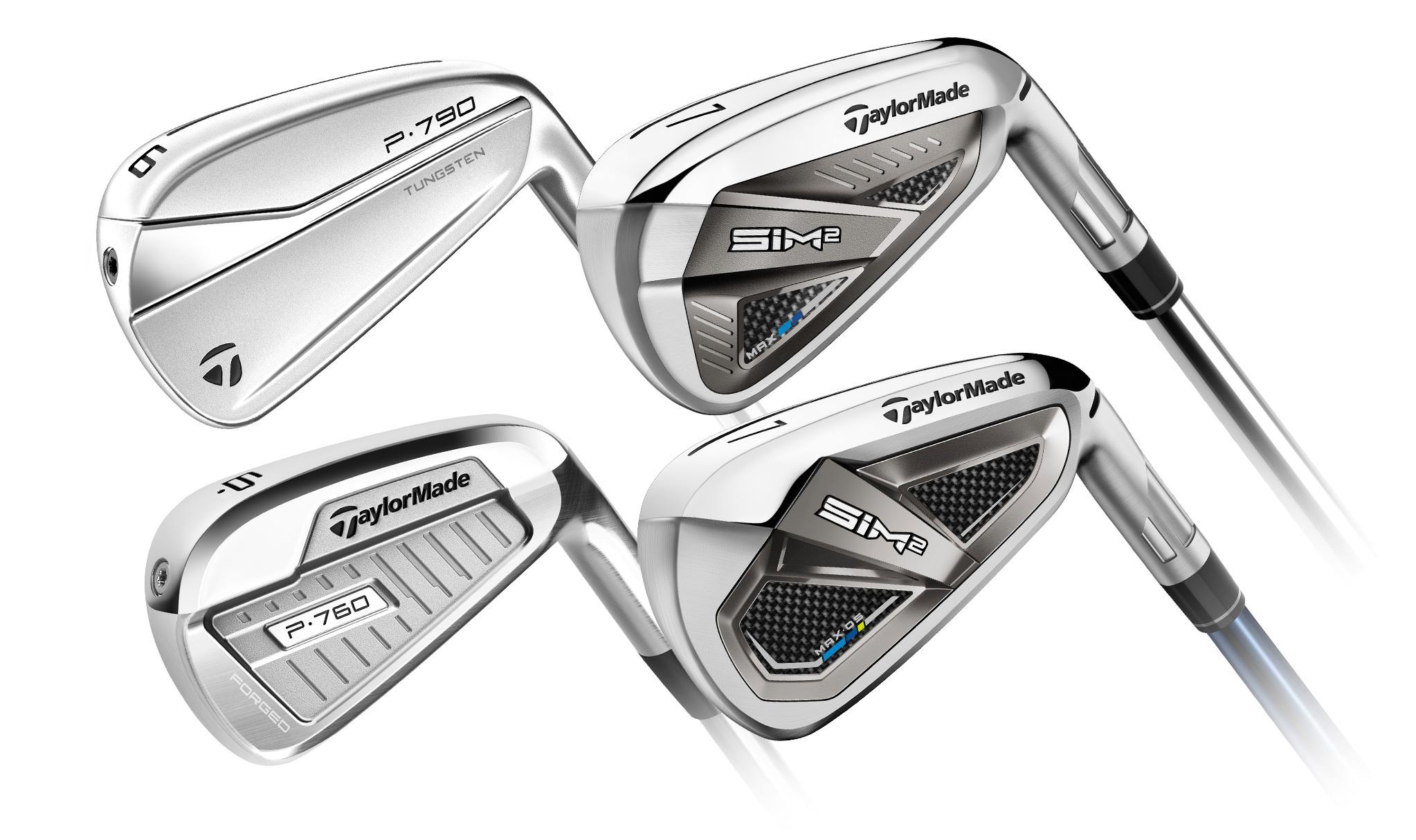 TaylorMade Golf Irons