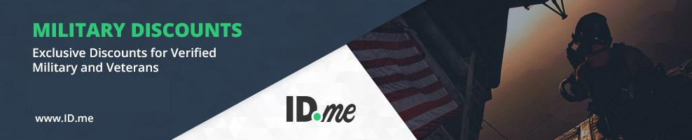 Verified by ID.me