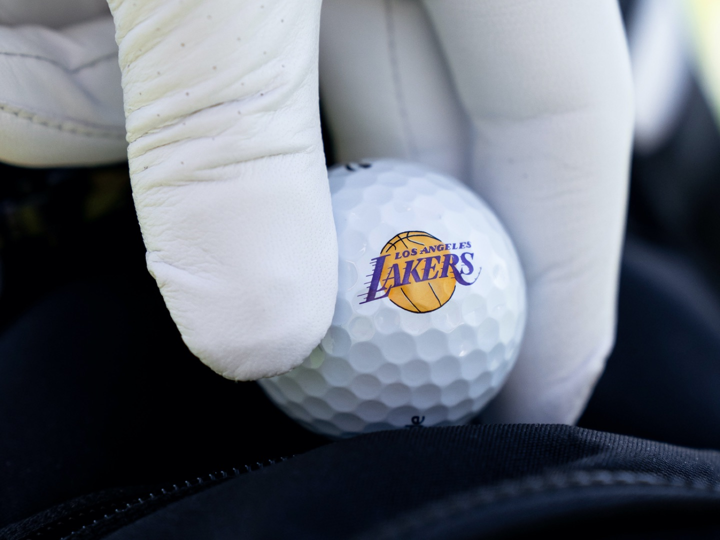 NBA Golf Ball