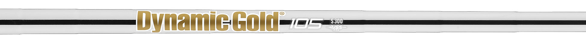 True Temper Dynamic Gold 105 VSS