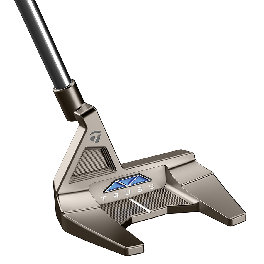 The Best Golf Clubs For Men - Taylormade Golf Truss Tm1 Putter, Right Handed Golf Club