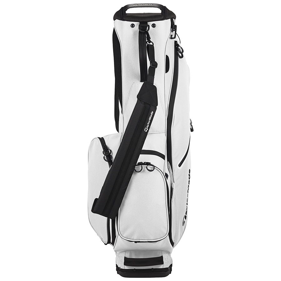 Flextech Single Strap Carry Stand Bag | TaylorMade Golf on