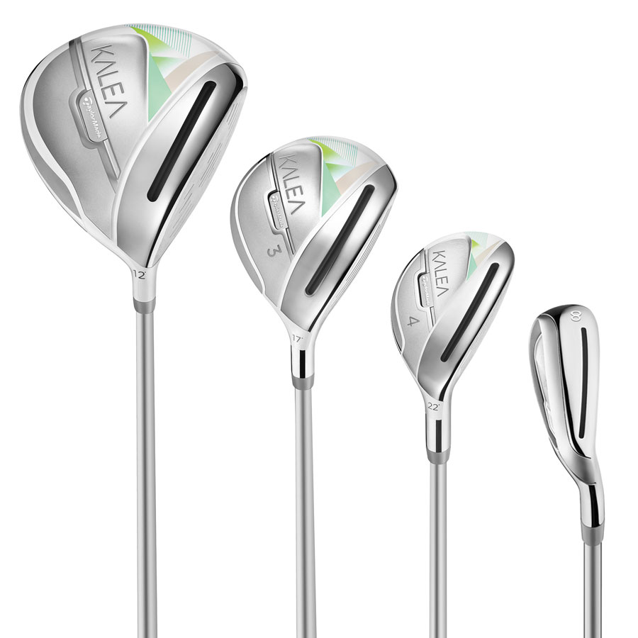 Women's Senior Golf Clubs - TaylorMade Kalea Golf Clubs