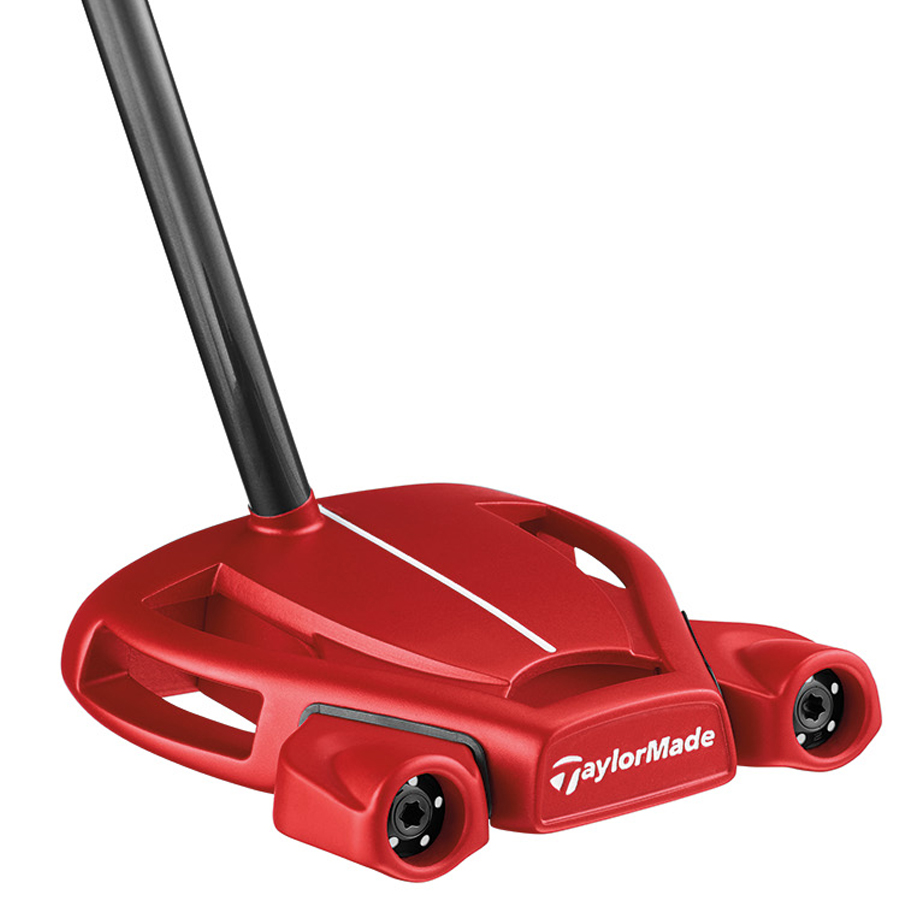 The Best Golf Clubs For Women - Taylormade Golf Spider Tour Red Center Shaft Putter, Right Handed Golf Club