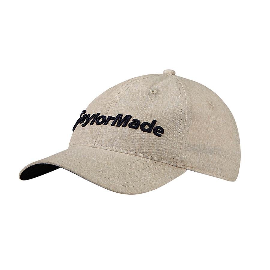 Taylormade Golf Tradition Lite Heather Hat   Khaki