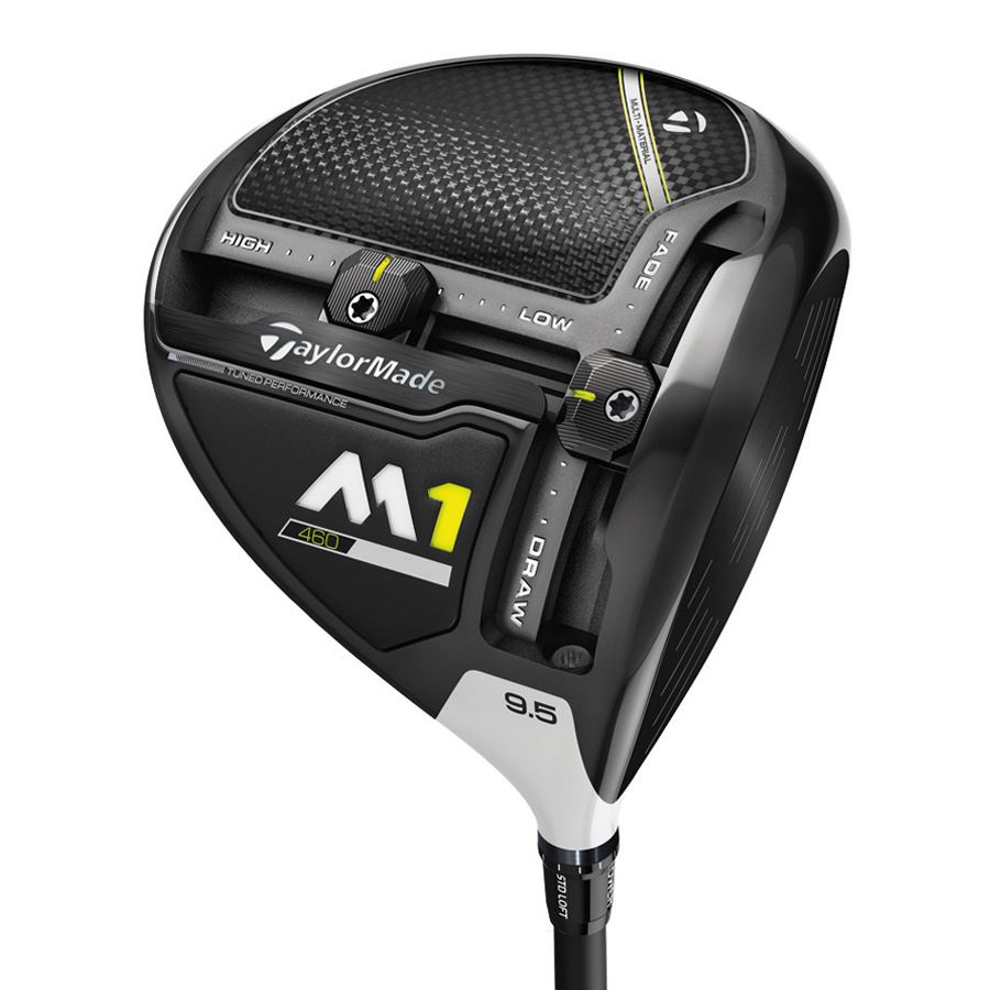 Taylormade Golf M1 Driver 9.5� Loft, Right Handed Golf Club, Stiff Fujikura Xlr8 Shaft